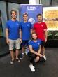 ORCAB na MEJ v diaľkovom plávaní 2019: Peter Gutyan, Filip Polák, Leonard Lajčuk, Karolína Balážiková