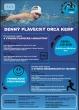 DENNÝ PLAVECKÝ ORCA KEMP